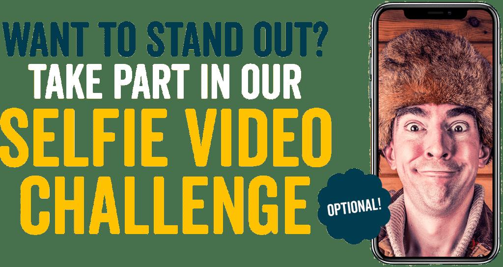 Silent Adventures Selfie Challenge