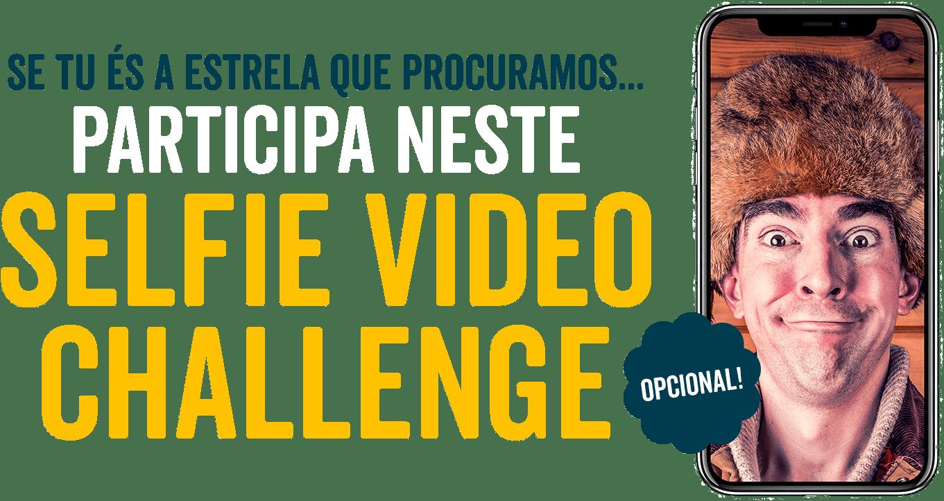 Silent Adventures Selfie Challenge.