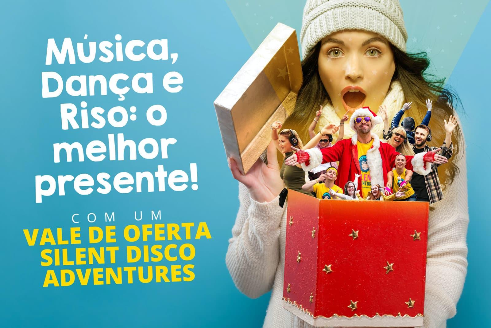 Música, Dança e Riso: o melhor presente!